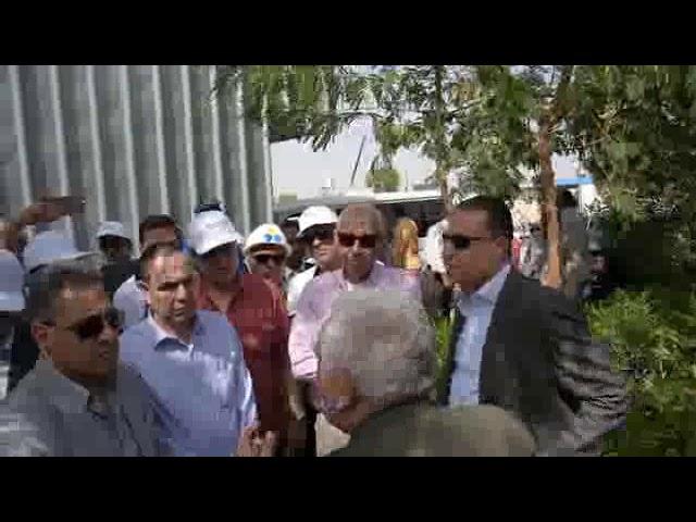 صور وفيديوهات| زيارة لجنة الإدارة المحلية بمجلس النوابلمحافظة أسوان