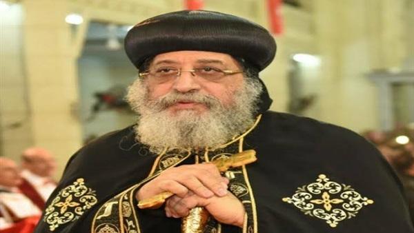 البابا تواضروس لـ دار المعارف وأكتوبر: على المصريين أخذ الاجراءت الاحترازية لأن الوقاية خير من العلاج