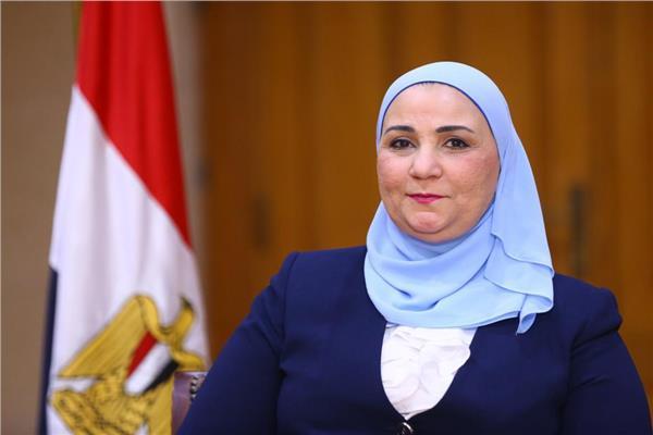 وزيرة التضامن تزور محافظة الشرقية