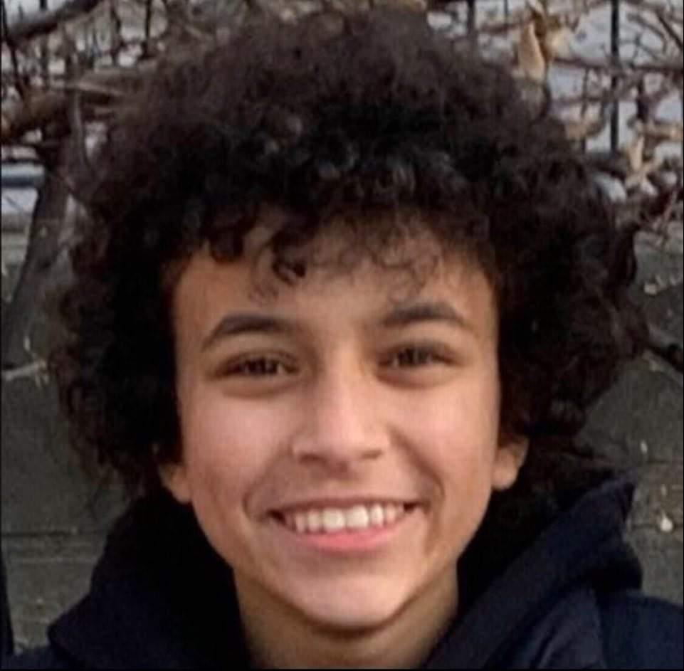 حوار مع ميسرة الصبى المصرى الذى ذاعت شهرته فى النمسا وأبهر شعبها بتضحياته (فيديو وصور )